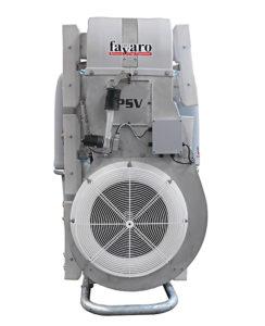Atomizzatore a torretta Favaro PSV