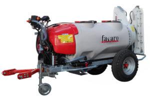 Atomizzatore trainato Favaro OVS25