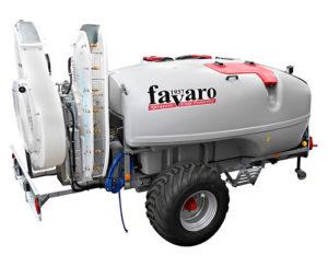 Atomizzatore trainato Favaro OVS60