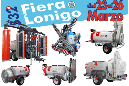 (It) Fiera di Lonigo (VI) 23/26 Marzo 2018